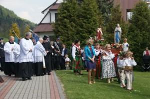 Odpust Parafialny 01.05.2014